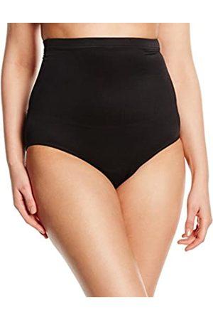 Miraclesuit Women's BAS - SUPER HIGH WAIST Plain Briefs Bikini Bottoms