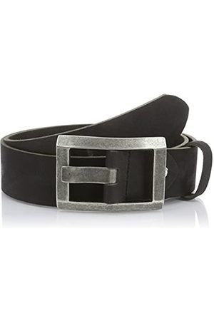 MGM Men's Jeans Friend Belt, -Schwarz (Schwarz 1)