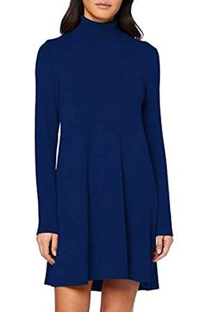 Vero Moda Women's Vmhappy Ls Rollneck Dress Boo
