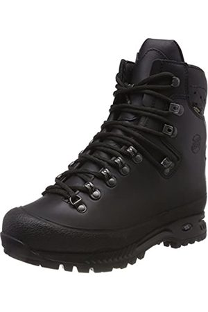 Hanwag Men's Alaska GTX Climbing Shoes, (Schwarz_Black 12)