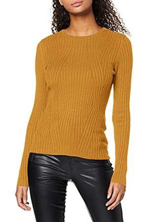Only Women's Onlnatalia L/s Rib Pullover KNT Noos Jumper