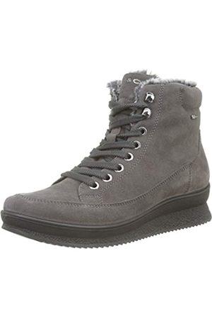 IGI&CO Women's Donna Gore-tex-41612 Snow Boots, (Grigioscuro 4161222)