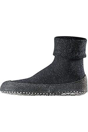 Falke Men's Cosyshoe Slipper Socks-90% Merino Wool (Anthracite Melange 3080), Size, 1 Pair