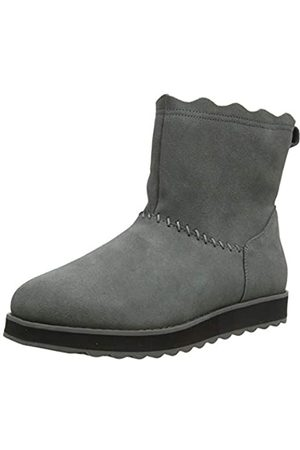 Skechers Women's KEEPSAKES 2.0 Ankle Boots, (Charcoal Suede Ccl)