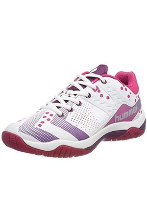 Hummel Women's Dual Plate Power Ws Multisport Indoor Shoes, ( 9001)