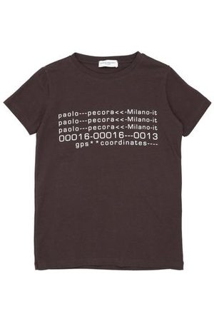 Paolo Pecora TOPWEAR - T-shirts