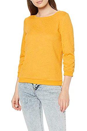 Only Women's Onlkimberly Joyce 3/4 O-Neck SWT Sweatshirt