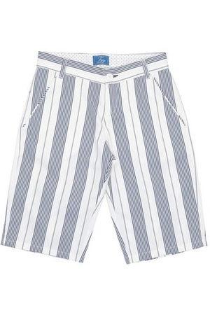 FAY TROUSERS - Bermuda shorts