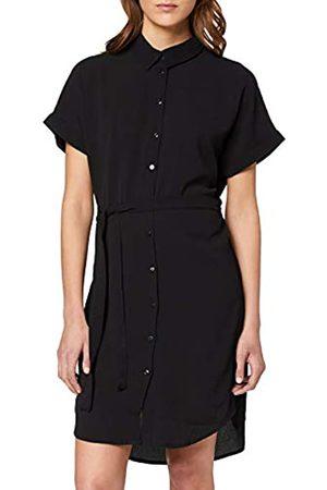 Vero Moda Women's Vmsasha Shirt Ss Dress Ga Noos Business Casual