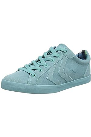 Hummel Women's DEUCE COURT WOMENS LO Low-Top Trainer Size: 6.5