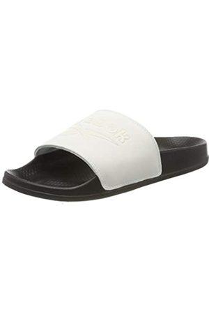 Reebok Unisex Adults Slide Gymnastics Shoe, Chalk/ /Classic