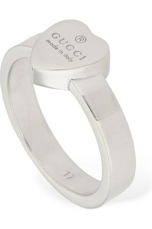 Gucci Logo Heart Ring
