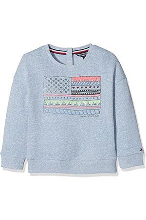 Tommy Hilfiger Girl's M Flag Cn HWK L/s Sweatshirt