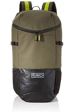 Munich Backpack 1 Outdoor Kaki, Backpack Unisex Adults, (Khaki)