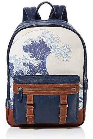 BB Designs Europe Limited Unisex-Adult Hokusai Great Wave Pu Backpack Backpack