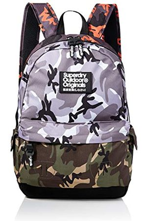 Superdry Spliced Montana Men's Backpack, 30,5x46x13