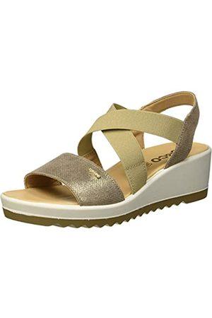 IGI&CO Women's DCY 31719 Platform Sandals, (Marmotta 3171955)