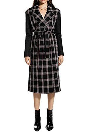 Ivy Revel DE Women's Mix Trench Coat