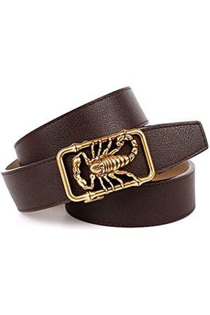 Anthoni Crown Men's B4SKO.SW40 Belt