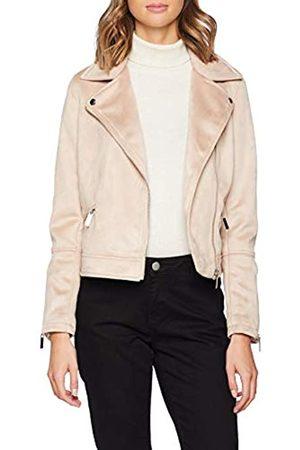 New Look Women's Fletcher Suedette 6055864 Jacket