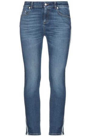 Alexander McQueen DENIM - Denim trousers