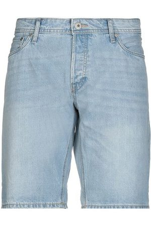 Jack & Jones DENIM - Denim bermudas