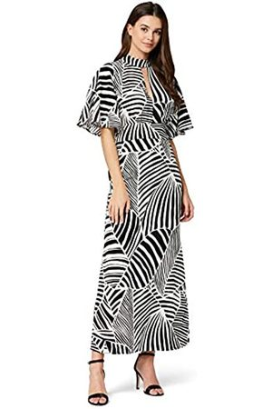 TRUTH & FABLE Amazon Brand - ACB042 Evening Dress, 18