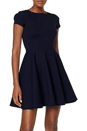 Closet Women's Short Sleeve Skater Dress Party