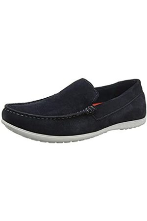 Rockport Men's Bayley Venetian Loafer, (New Dress Blues 001)