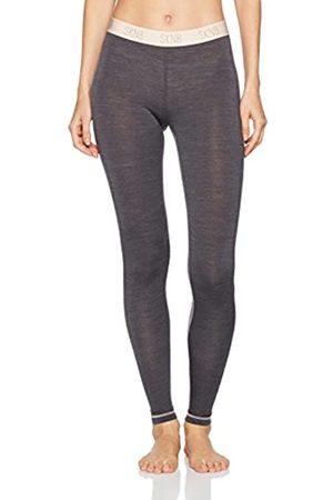 Skiny Women's Active Wool Leggings Lang Thermal Trousers