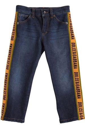 Dolce & Gabbana Stretch Cotton Jeans