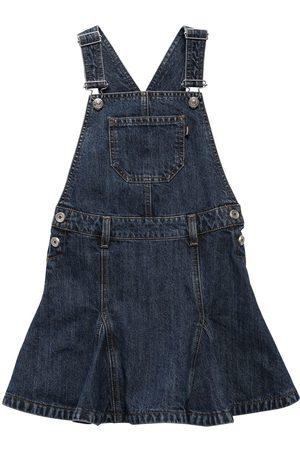 Diesel Cotton Overalls Dress