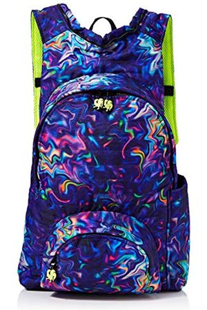 Morikukko Unisex-Adult Hooded Backpack Basic Patterned Plaid Backpack (Patterned Plaid)