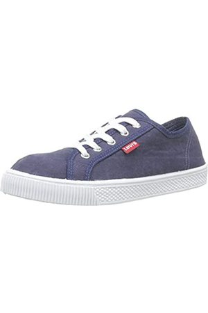 Levi's LEVIS FOOTWEAR AND ACCESSORIES Men's Malibu Beach Trainers, (Navy 17)