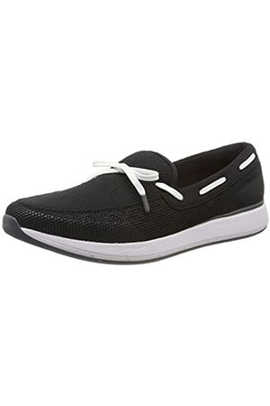 Swims Men's Breeze Wave Lace Moccasins, ( /Gray 084)