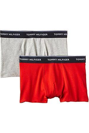 Tommy Hilfiger Tommy Boy's Trunk 2-Pack Formula One Sports Underwear