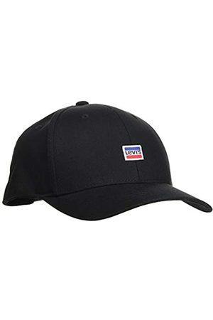 Levi's Men's Mini Sportwear Logo Flexfit Flat Cap