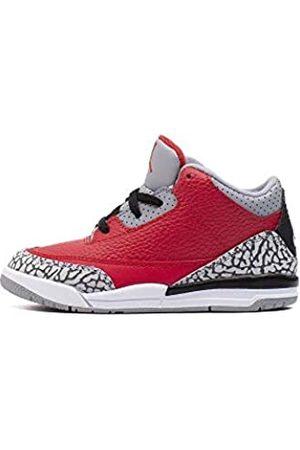 Nike Boys' Jordan 3 Retro SE (TD) Basketball Shoe