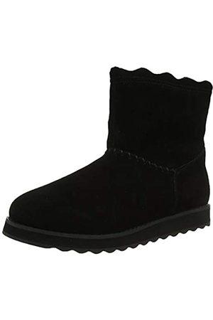 Skechers Women's KEEPSAKES 2.0 Ankle Boots, ( Suede Blk)