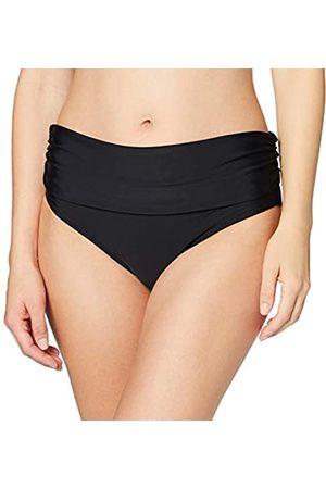Pour Moi Women's Space Foldover Brief Bikini Bottoms