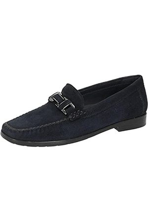 Sioux Women's Cambria Moccasins, (Night 008)