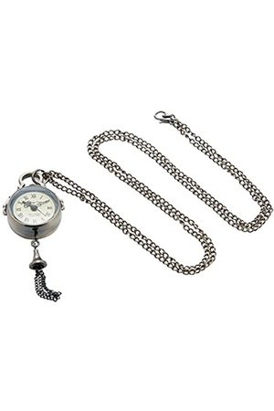 Sparks of Time Unisex Analogue Mechanical Watch with Stainless Steel Strap 154