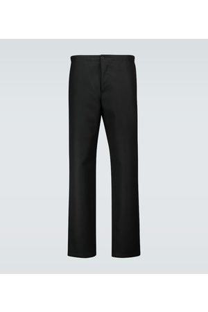 WARDROBE.NYC Elasticated wool formal pants