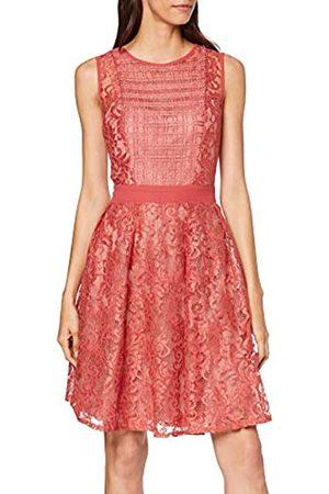 Little Mistress Women's Pleated Dress