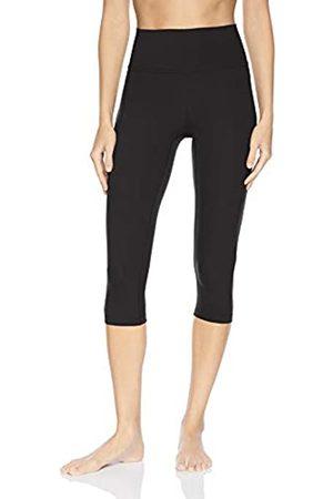 CORE Amazon Brand - Nearly Naked Yoga High Waist Capri Legging-21 Leggings
