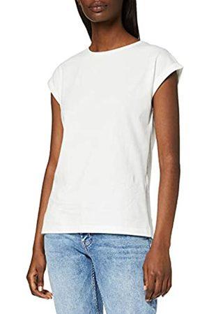 Dorothy Perkins Women's Roll Sleeve Organic T-Shirt