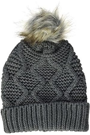 Pieces Women's Pcjudith Hood Beanie, (Medium Melange)