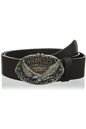 Wrangler Men's Ctf Eagle Buckle Belt
