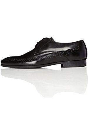 FIND Men's Formal Lace-Up Pointed Shoes 11 UK (46 EU)
