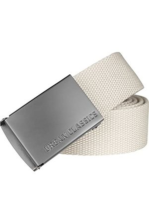 Urban classics Canvas Belts, (Sand 208)